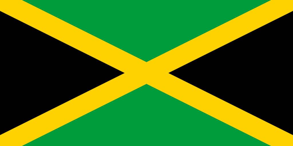 Waving jamaica flag clipart clipart library download Jamaica flag clipart - country flags clipart library download