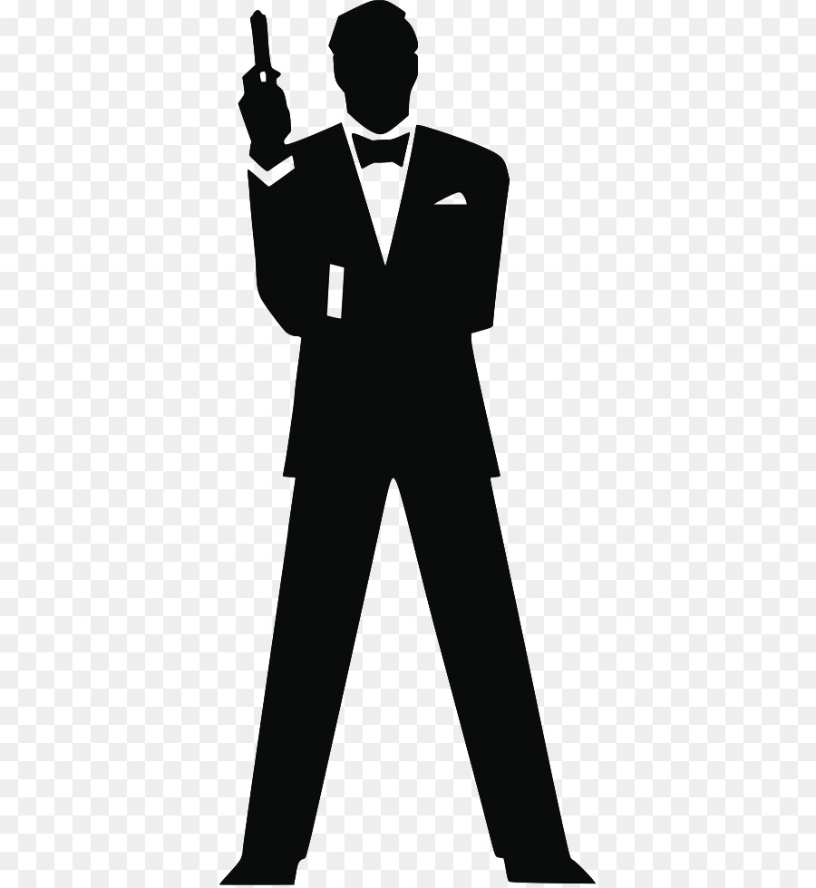 Library Of James Bond Clip Freeuse Library Free Png Files