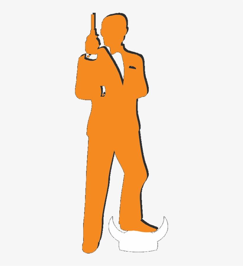 James bond clipart free jpg black and white download James Bond Clipart Cover - Clip Art - Free Transparent PNG Download ... jpg black and white download