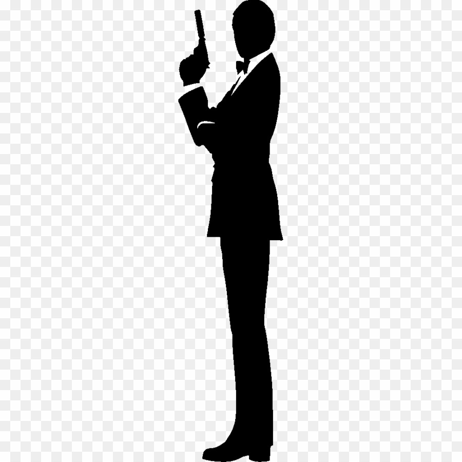 James bond clipart free clipart library download Silhouette James Bond PNG James Bond Silhouette Clipart download ... clipart library download
