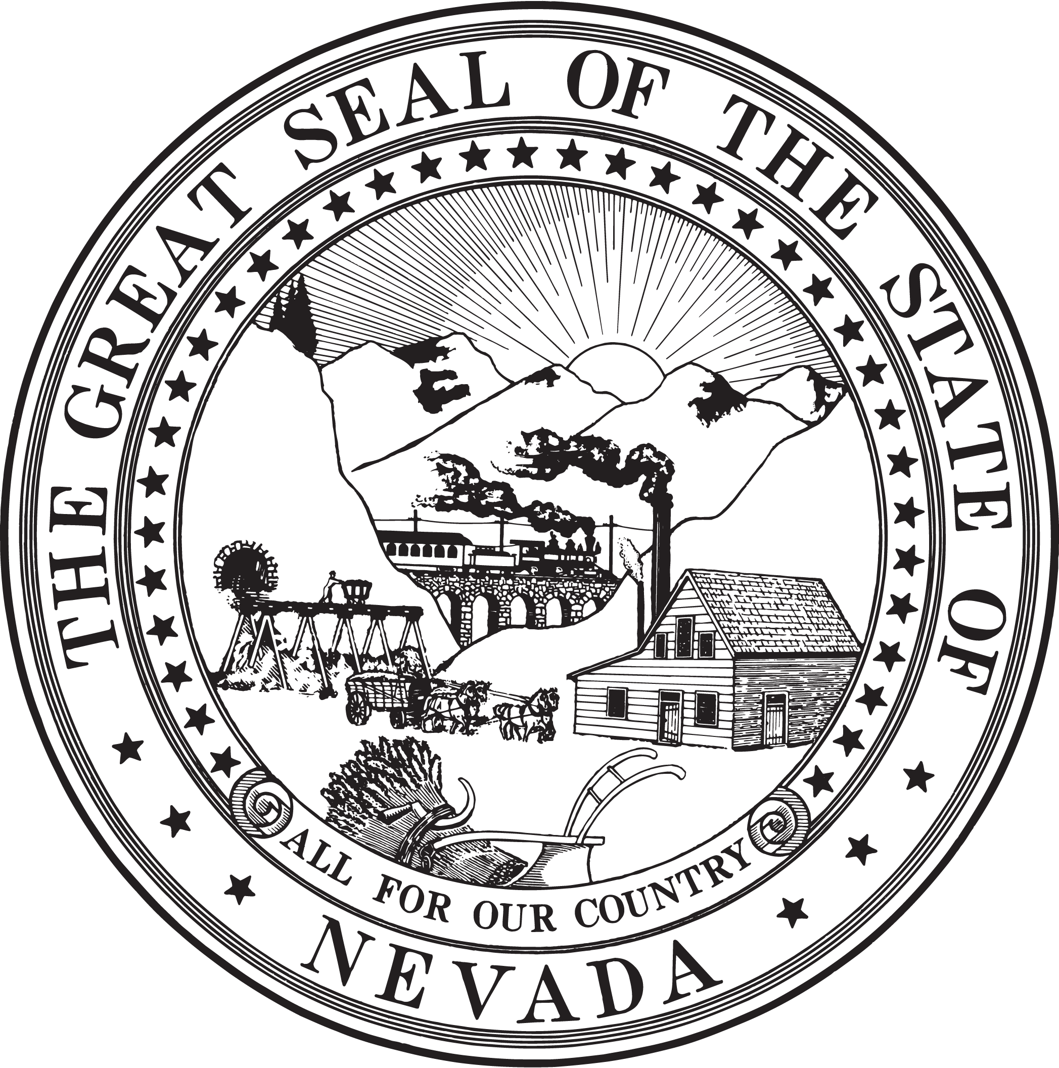 Jamestown colony women clipart without a pumpkin in a hands stock State Seal of Nevada   Home means Nevada...   Pinterest   Nevada ... stock