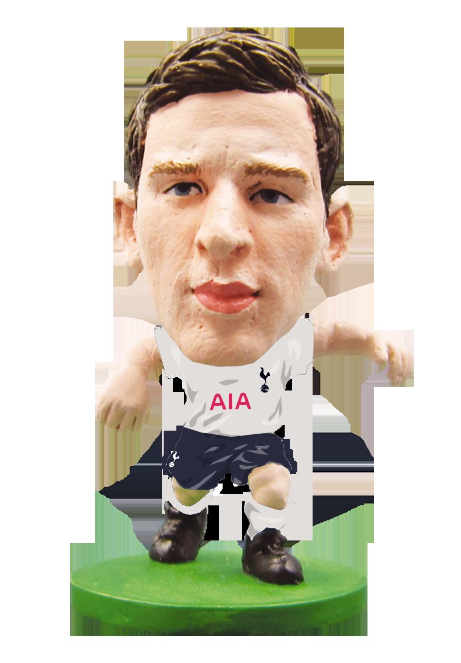 Jan vertonghen clipart clip freeuse Soccerstarz - Tottenham Jan Vertonghen - Home Kit (Classic) clip freeuse