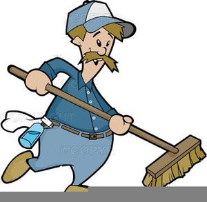 Janitor clipart image royalty free stock Animated Janitor Clipart | Free Images at Clker.com - vector clip ... image royalty free stock