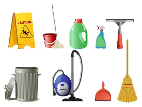 Janitorial supplies clipart banner black and white stock Free Cleaning Supply Cliparts, Download Free Clip Art, Free Clip Art ... banner black and white stock
