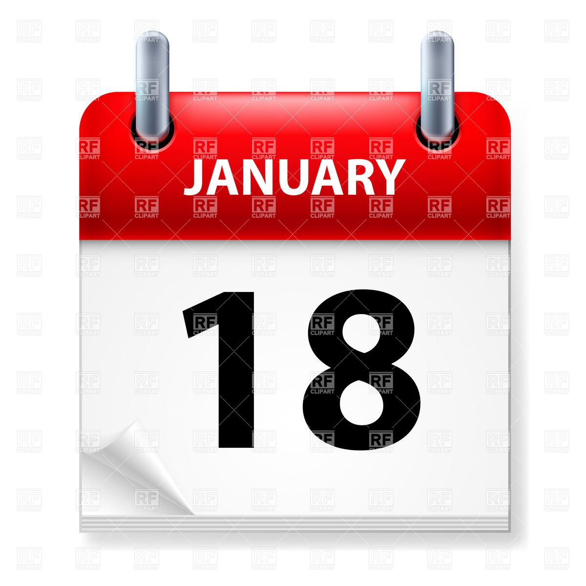 January 18th calendar clipart clipart library library January 18th calendar clipart - ClipartFest clipart library library