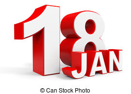 January 18th calendar clipart graphic free January 18 Illustrations and Stock Art. 50 January 18 illustration ... graphic free