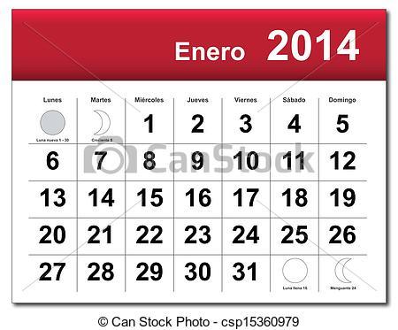 January 2014 calendar clipart clipart freeuse stock January 2014 calendar clipart - ClipartFest clipart freeuse stock
