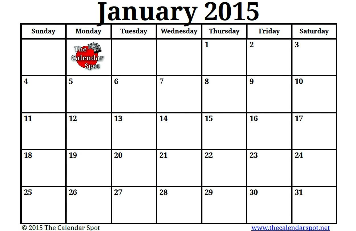 January 2015 calendar clipart image library January 2015 calendar clipart - ClipartFest image library
