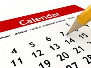 January 2015 calendar clipart banner free stock Free calendar clipart 2015 - ClipartFest banner free stock