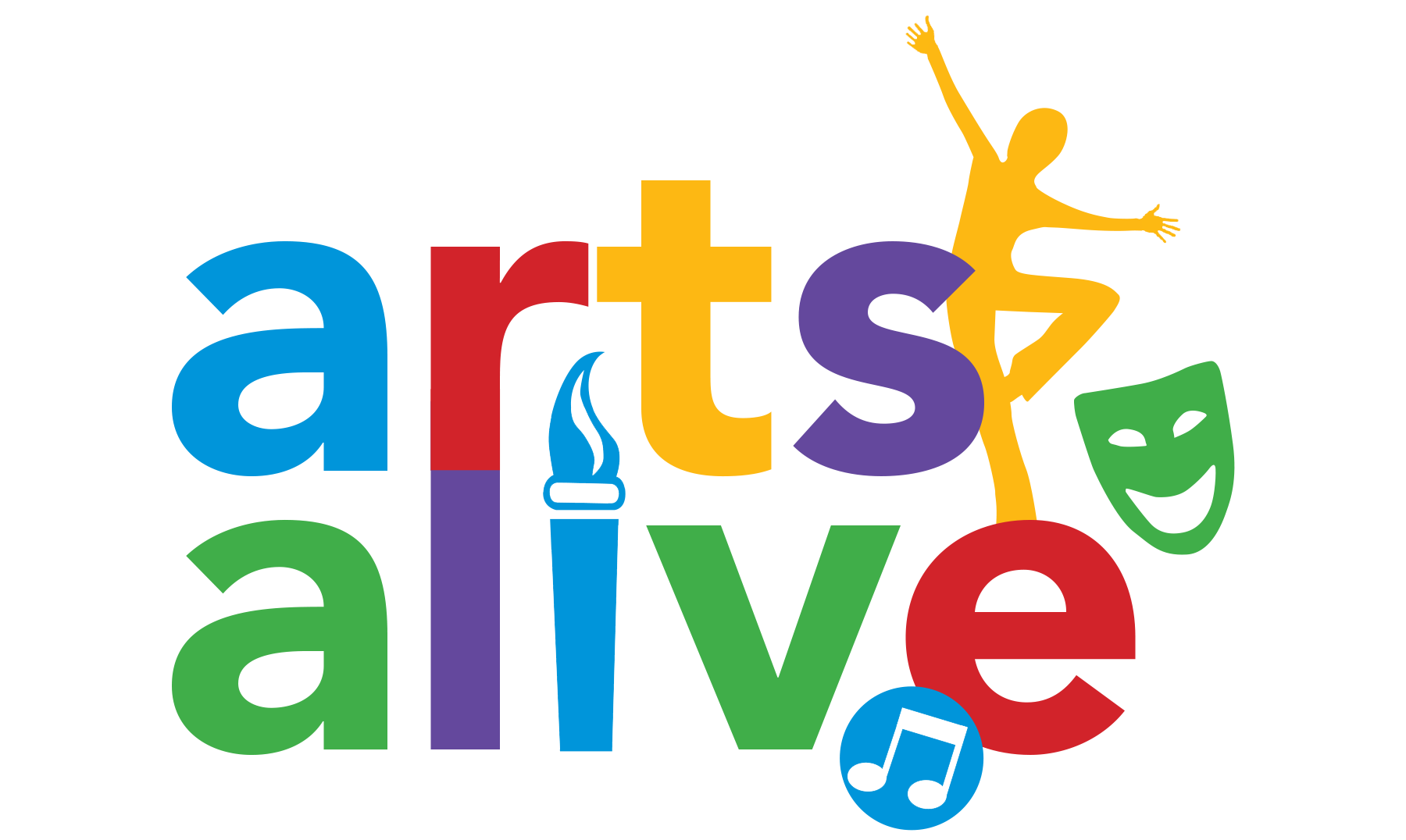 January 2016 clip art svg free stock Arts Alive Events Throughout January svg free stock