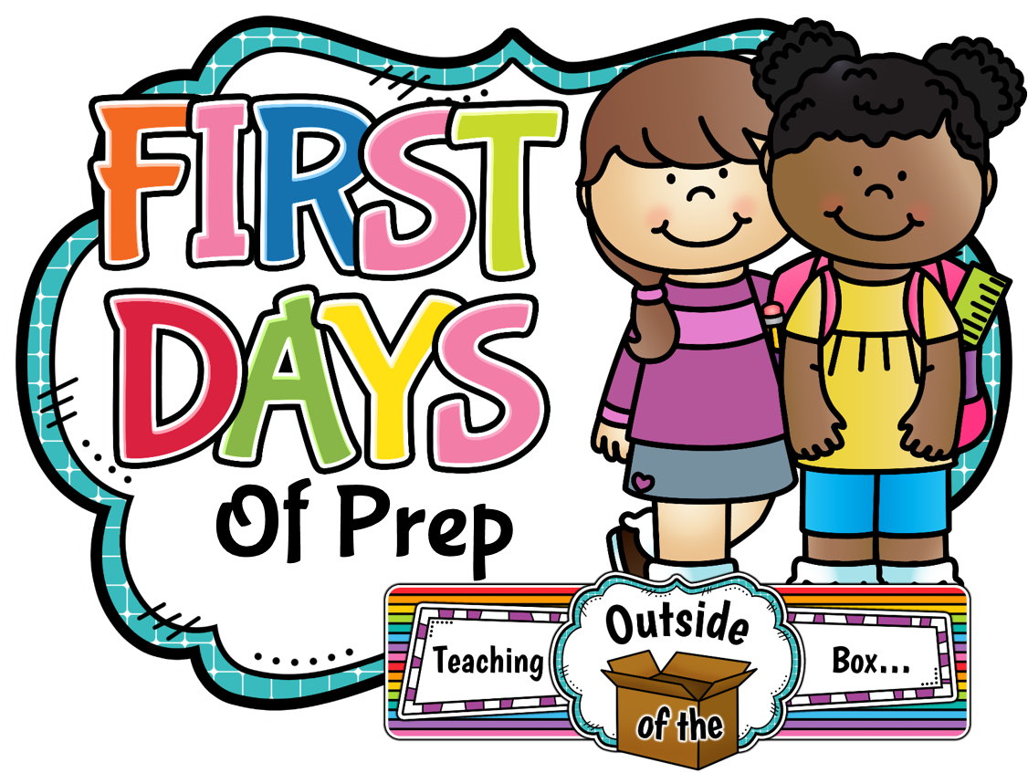January 2016 clip art picture royalty free stock Teaching Outside of the Box...: First days of Prep picture royalty free stock