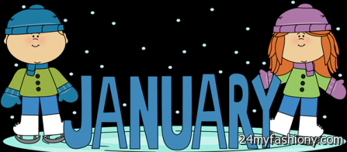 January 2016 month clipart picture royalty free January Month Clip Art images 2016-2017 » B2B Fashion picture royalty free
