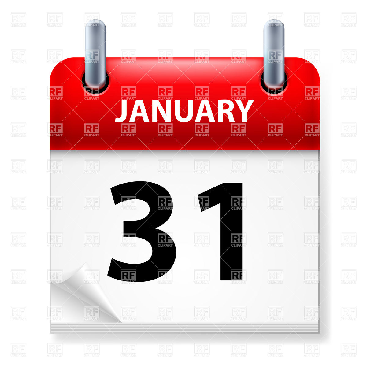 January 31 calendar clipart graphic royalty free stock January 31 calendar clipart - ClipartFest graphic royalty free stock