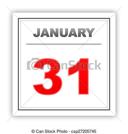 January 31 calendar clipart jpg royalty free library January 31 calendar clipart - ClipartFest jpg royalty free library