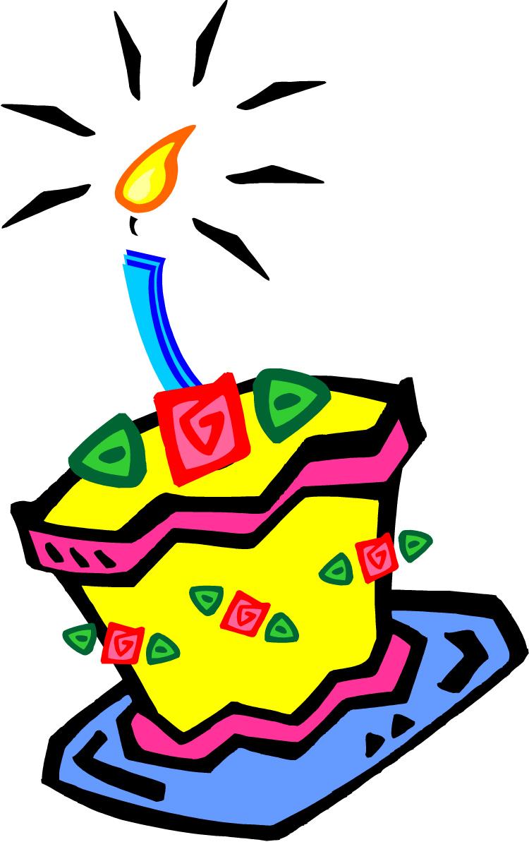 January birthday cake clip art vector freeuse stock January cliparts vector freeuse stock