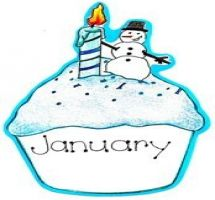 January birthday clipart graphic royalty free download Free January Birthday Cliparts, Download Free Clip Art, Free Clip ... graphic royalty free download