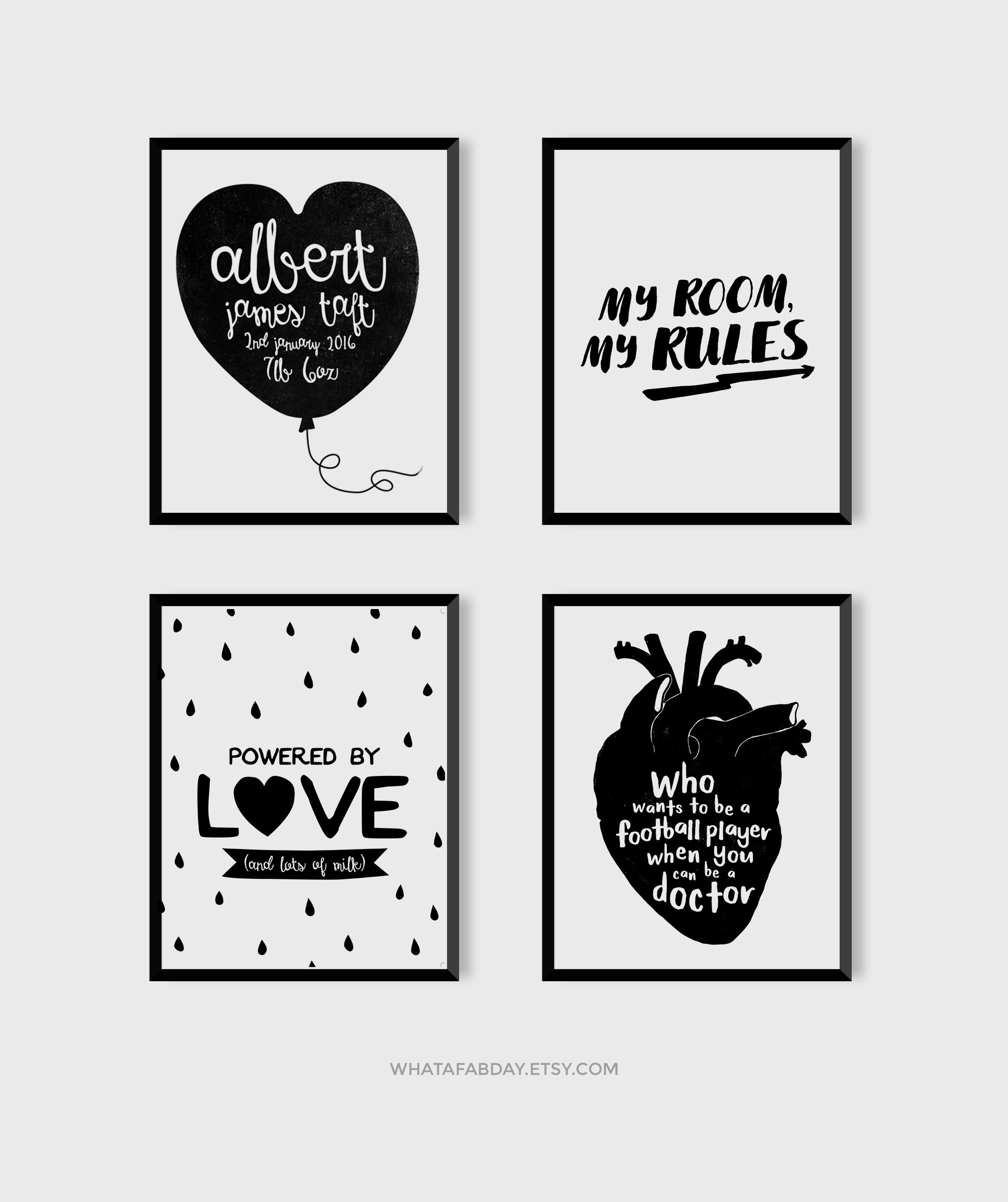 January clipart black and white nursery image freeuse download Print ideas for kids rooms and nurseries. Available in different ... image freeuse download