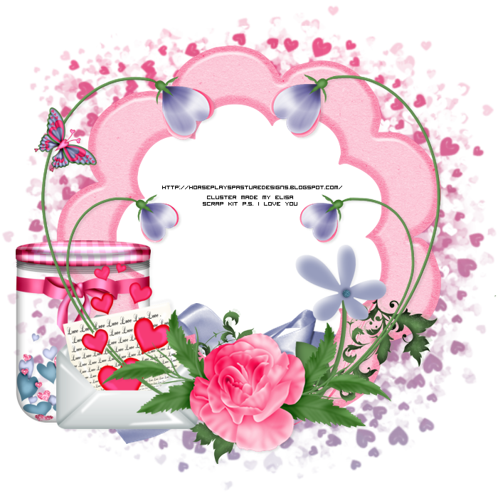 January flower clipart clip stock TheTaggersLounge: Design A Frame - January 31 to February 6   ftu ... clip stock
