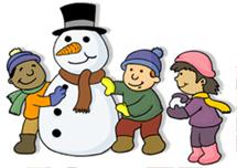 January holidays calendar clipart banner royalty free stock Education World: Clip Art: January banner royalty free stock