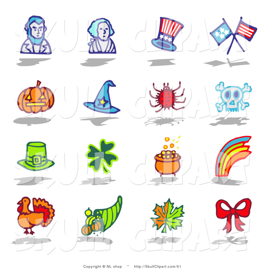 January holidays calendar clipart graphic royalty free download Holiday calendar page clipart - ClipartFox graphic royalty free download