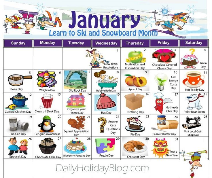 January holidays calendar clipart graphic royalty free 17 Best ideas about Holiday Calendar on Pinterest | Marketing ... graphic royalty free