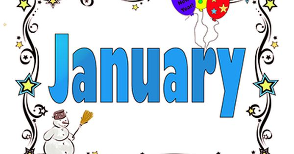 January images clipart svg freeuse stock January Calendar Clipart | Free download best January Calendar ... svg freeuse stock