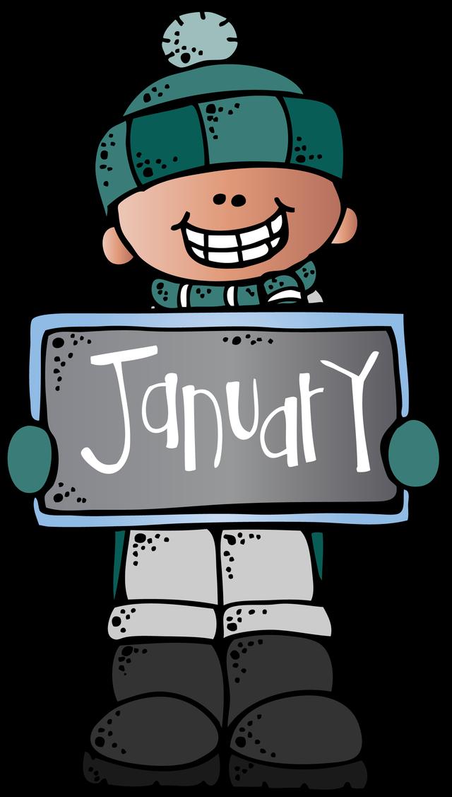 January month clip art clip art library download Kindergarten Newsletter/Update – Mr. Eubanks' Kindergarten Class clip art library download