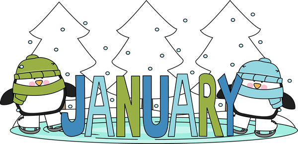 January month clipart jpg library Clip Art January & Look At Clip Art Images - ClipartLook jpg library