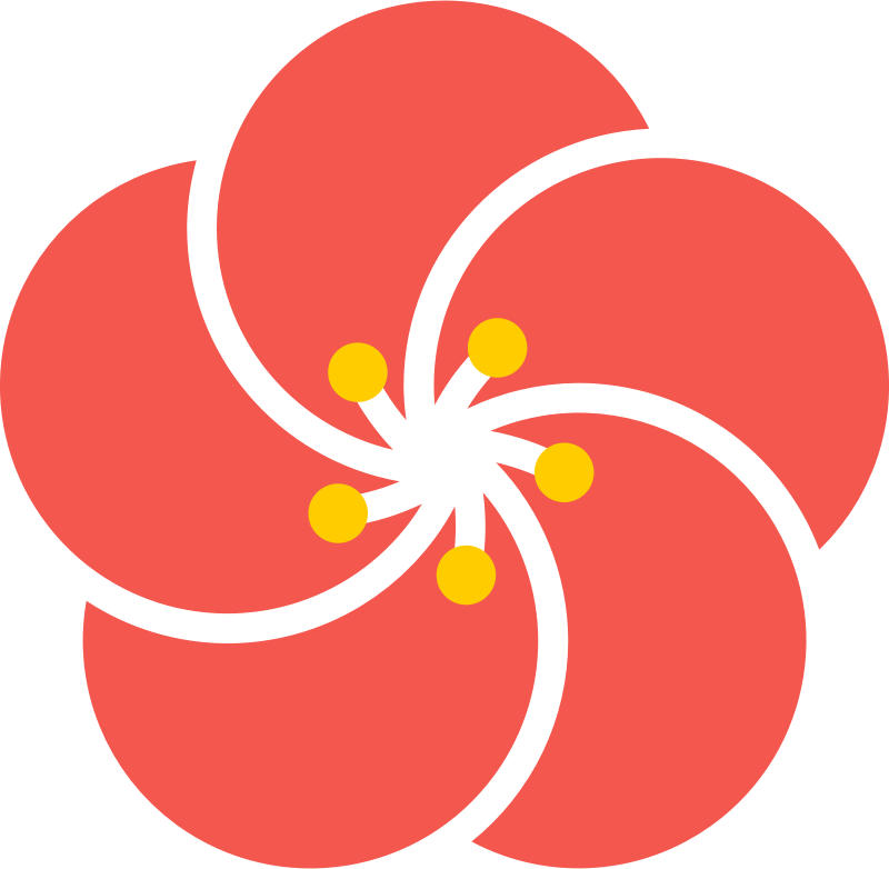 Clipart - Japanese Apricot Blossom svg transparent library