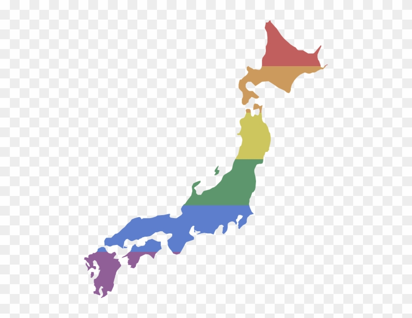 Japan map clipart clip art library library Lgbt Rights In Japan - Age Of Consent Japan Map - Free Transparent ... clip art library library