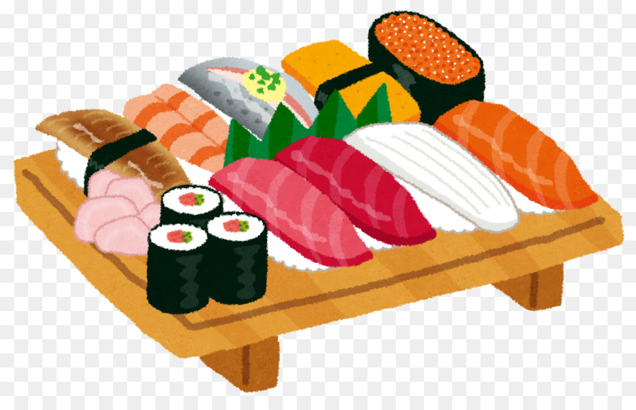 Japan sushi clipart graphic royalty free download Sushi Cartoon clipart - Sushi, Food, transparent clip art graphic royalty free download