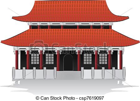 Japan traditional house clipart jpg free download Japanese house Clip Art and Stock Illustrations. 1,367 Japanese ... jpg free download