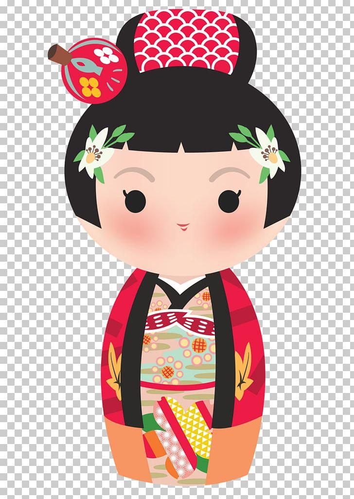 Japanese art clipart vector free stock Kokeshi Japanese Art PNG, Clipart, Anime, Art, Clip Art, Doll ... vector free stock