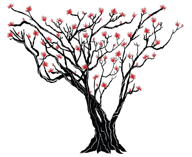 Japanese maple tree clipart vector library Free Japanese Maple Cliparts, Download Free Clip Art, Free Clip Art ... vector library