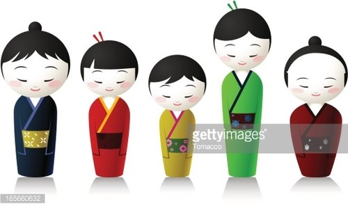 Japanese people clipart image library library Japanese People premium clipart - ClipartLogo.com image library library