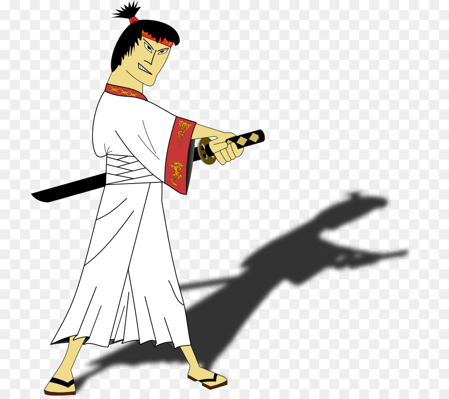 Japanese samurai clipart picture royalty free stock Woman Cartoon clipart - Samurai, Japan, Illustration, transparent ... picture royalty free stock