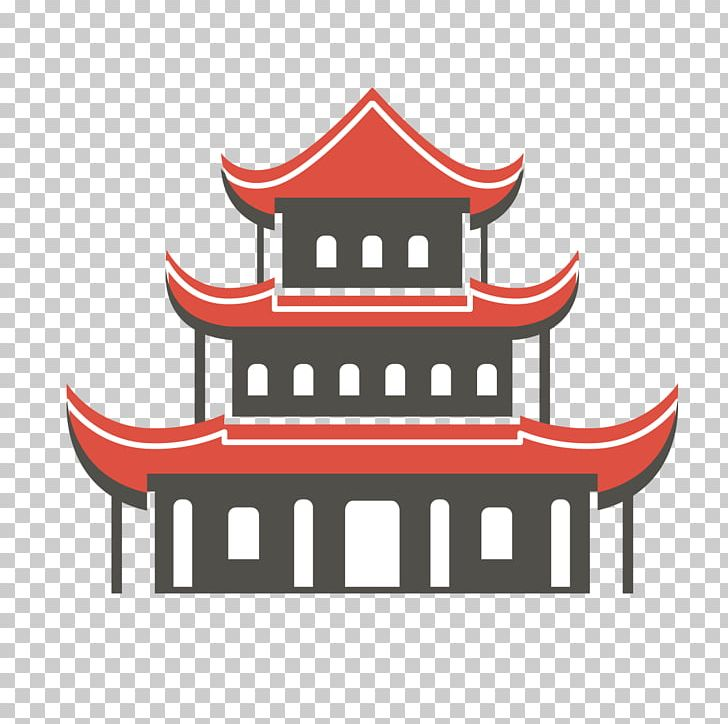 Japanese temple clipart image China Japan Temple Drawing PNG, Clipart, Art, Brand, China ... image