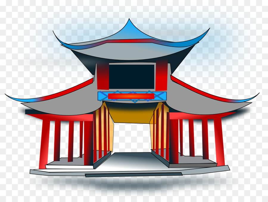 Japanese temple clipart png royalty free library Chinese Background clipart - Temple, transparent clip art png royalty free library