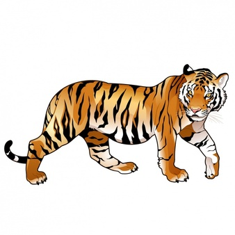 Japanese tiger clipart banner royalty free Tiger Vectors, Photos and PSD files   Free Download banner royalty free