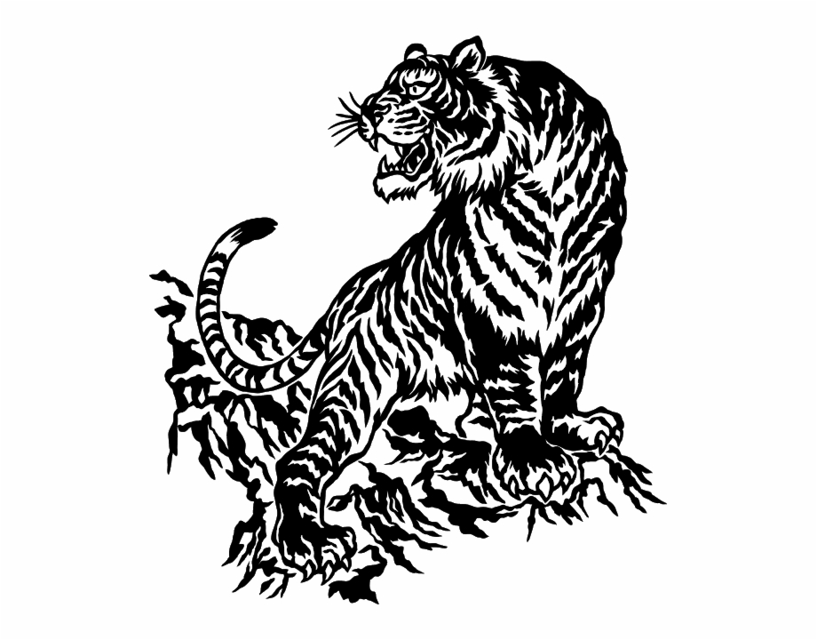 Japanese tiger clipart graphic black and white download Find Japanese Tiger Stock Vectors And Royalty Free - Japanese Tiger ... graphic black and white download