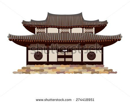 Japanese traditional house clipart picture 17 Best images about Tea House on Pinterest | Gardens, Martial ... picture