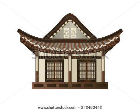 Japanese traditional house clipart svg free stock Asian house clipart - ClipartFest svg free stock