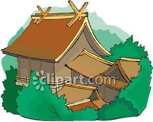 Japanese traditional house clipart clipart transparent download Japan house clipart - ClipartFest clipart transparent download