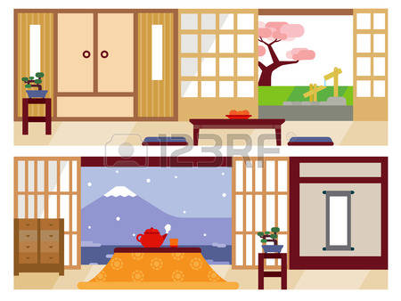 Japanese traditional house clipart clip art freeuse 4,980 Japanese House Cliparts, Stock Vector And Royalty Free ... clip art freeuse