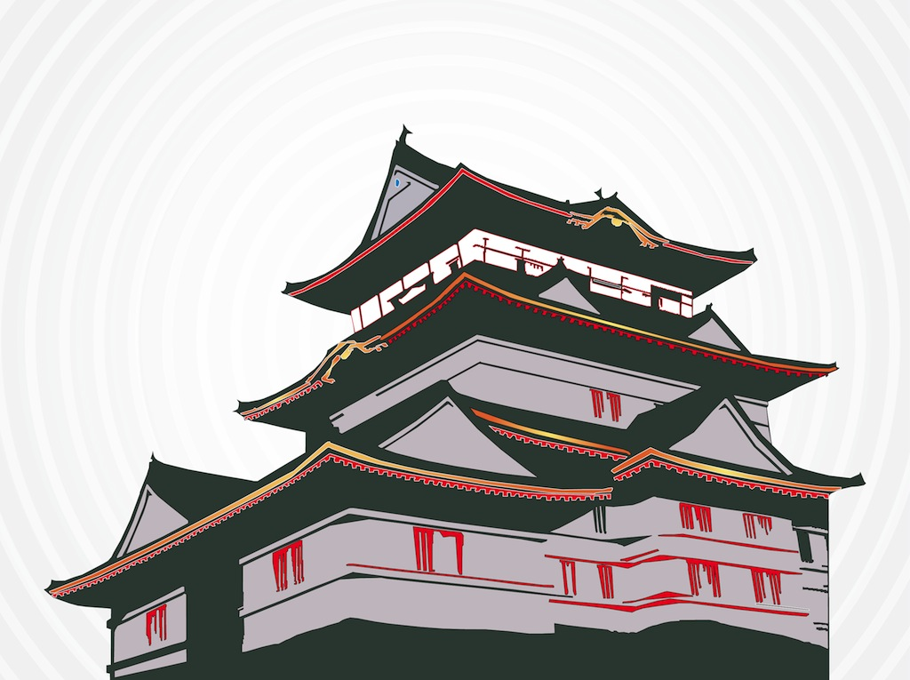 Japanese traditional house clipart jpg free download Symbols Clipart Japanese Clipart Gallery ~ Free Clipart Images jpg free download