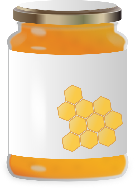 Jar of money clipart png transparent Honey Jar Clipart | i2Clipart - Royalty Free Public Domain Clipart png transparent