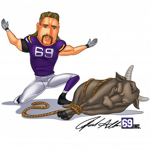 Jared allen clipart clip library library Jared Allen | Football Football Football | Vikings football ... clip library library