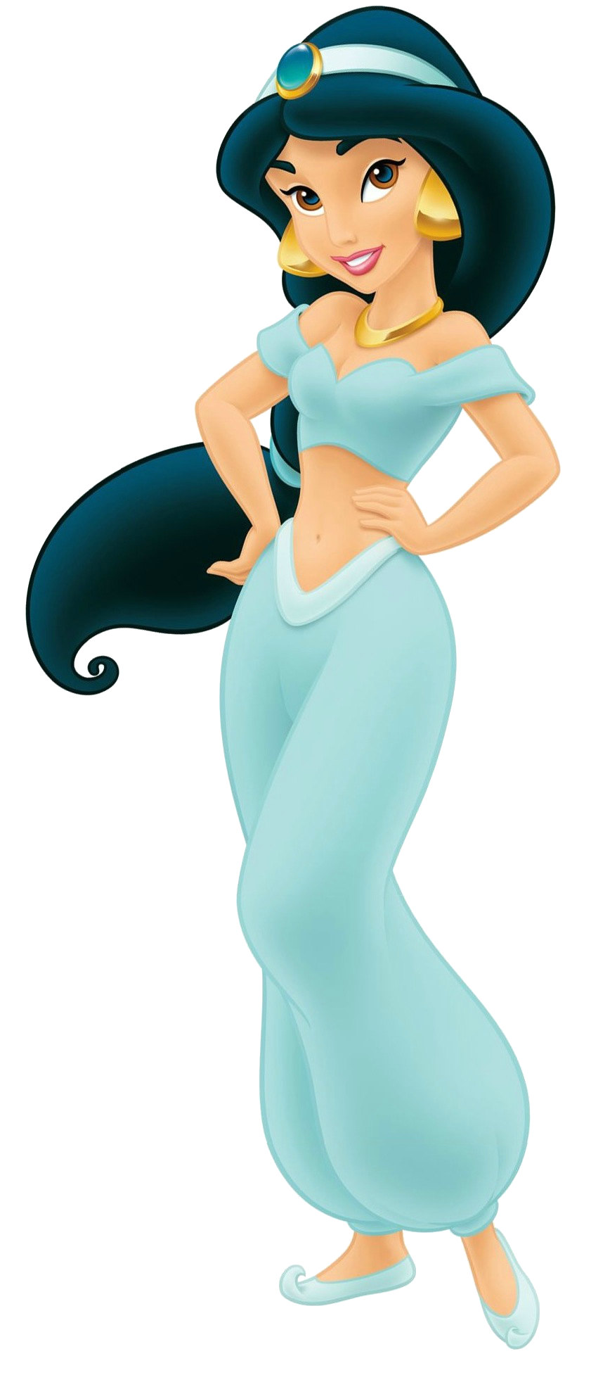 Jasmine princess with crown clipart clipart transparent Princess Jasmine PNG Transparent Princess Jasmine.PNG Images. | PlusPNG clipart transparent