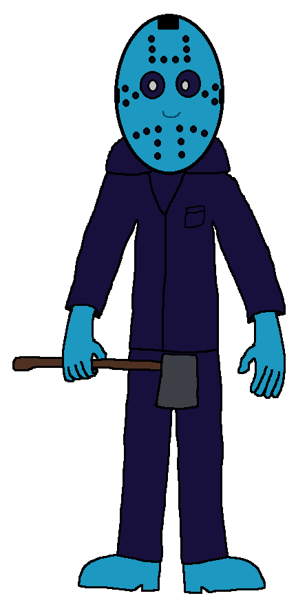 Jason Voorhees Clipart at GetDrawings.com | Free for personal use ... banner free library