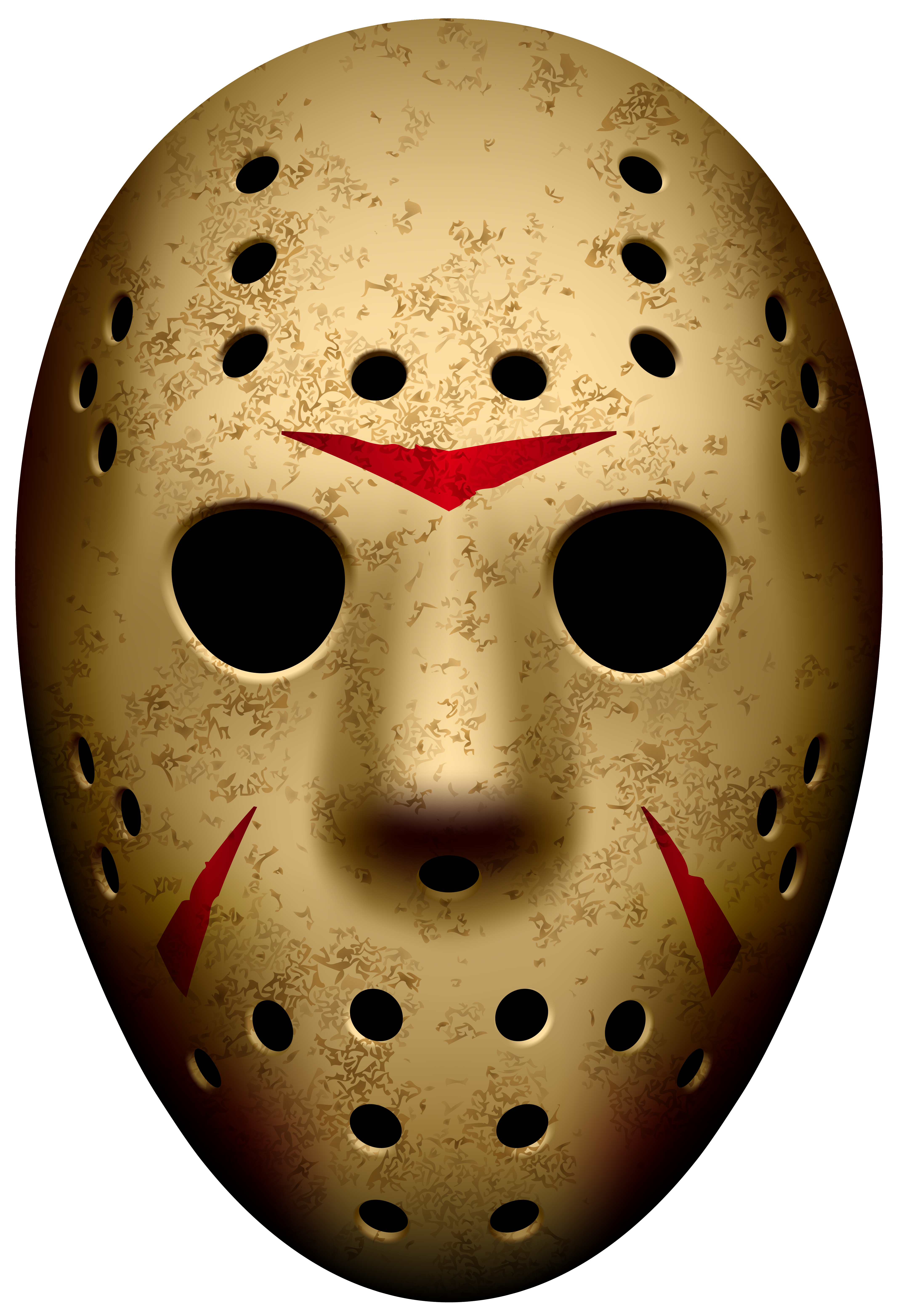 Jason Mask Friday the 13th PNG Clip Art Image | Gallery ... svg download